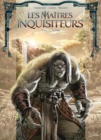 Les maîtres inquisiteurs. Volume 13, Iliann