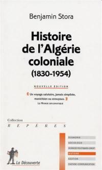 Histoire de l'Algérie coloniale