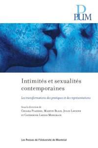 Intimités et sexualités contemporaines