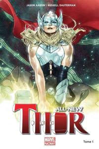 All-New Thor. Volume 1, Le tonnerre dans les veines