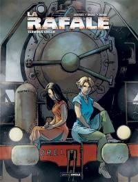 La rafale. Volume 3, Terminus Saïgon