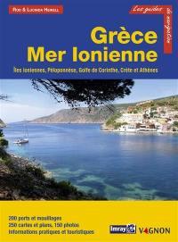 Grèce, Mer Ionienne