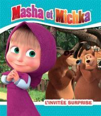 Masha et Michka, L'invitée surprise