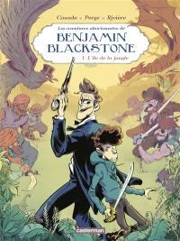 Les aventures ahurissantes de Benjamin Blackstone. Vol. 1. L'île de la jungle