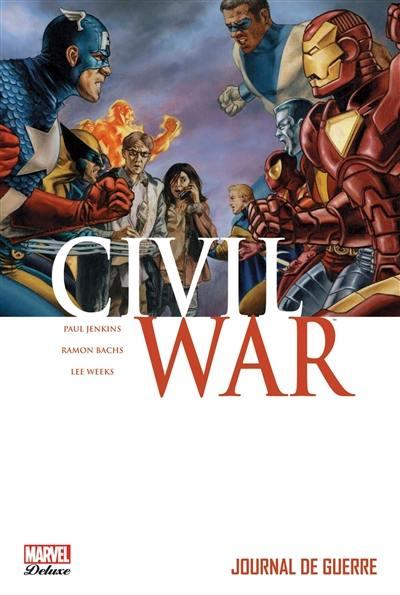Civil war. Volume 4, Journal de guerre