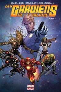 Les gardiens de la galaxie. Volume 1, Cosmic Avengers