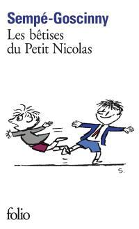 Histoires inédites. Volume 1, Les bêtises du petit Nicolas