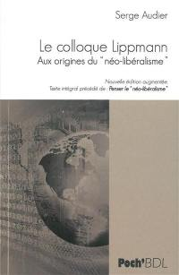 Le colloque Lippmann