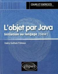 L'objet par Java