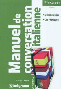 Manuel de conversation italienne