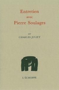 Entretien avec Pierre Soulages