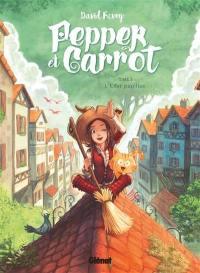 Pepper et Carrot. Volume 3, L'effet papillon