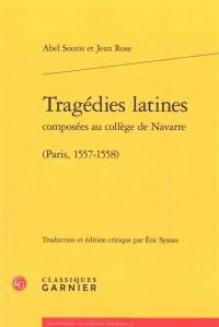 Tragédies latines