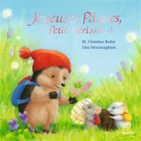 Joyeuses Pâques, Petit Hérisson !