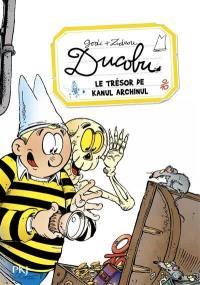 Ducobu. Volume 1, Le trésor de Kanul Archinul