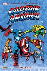 Captain America, 1972
