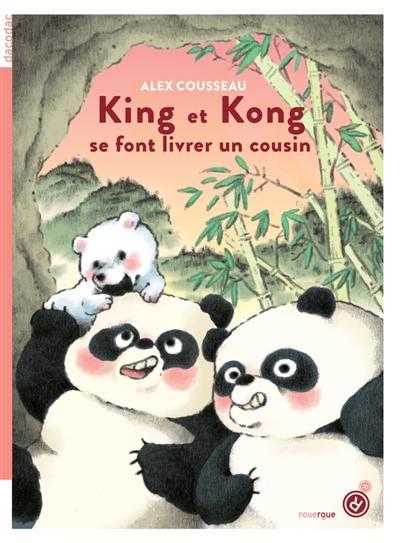 King et Kong, King et Kong se font livrer un cousin