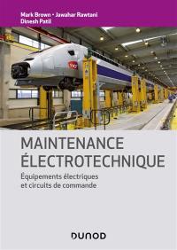 Maintenance électrotechnique