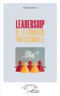 Leadership de la formation professionnelle