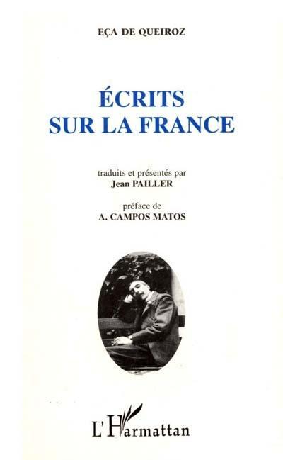 Ecrits sur la France