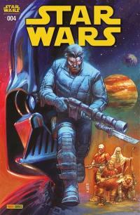 Star Wars : Vader, dark visions. n° 4,