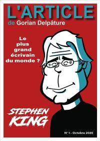 L'article. n° 1, Stephen King