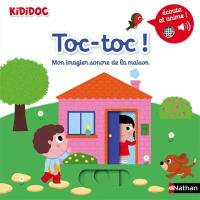 Toc-toc ! : mon imagier sonore de la maison