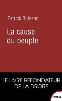 La cause du peuple
