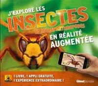 J'explore les insectes et autres arthropodes en réalité augmentée