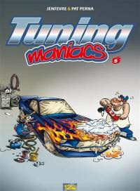 Tuning maniacs. Volume 5,