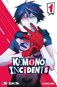 Kemono incidents. Volume 1,