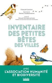 Inventaire des petites bêtes des villes