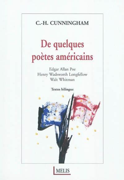 De quelques poètes américains