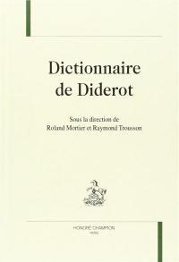 Dictionnaire de Diderot