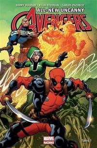 All-New Uncanny Avengers. Volume 1, Futur perdu