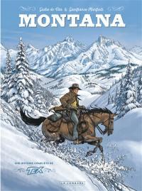 Une histoire complète de Tex, Montana