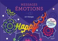 Messages émotions