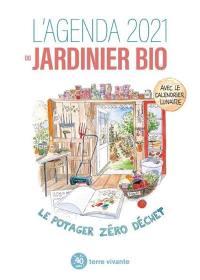 L'agenda 2021 du jardinier bio