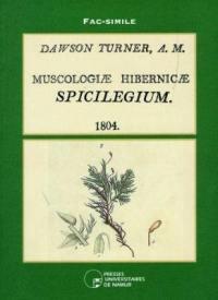 Muscologiae hibernicae spicilegium