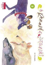 Le renard et le petit tanuki. Volume 2,