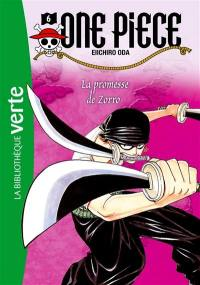 One Piece. Volume 6, La promesse de Zorro