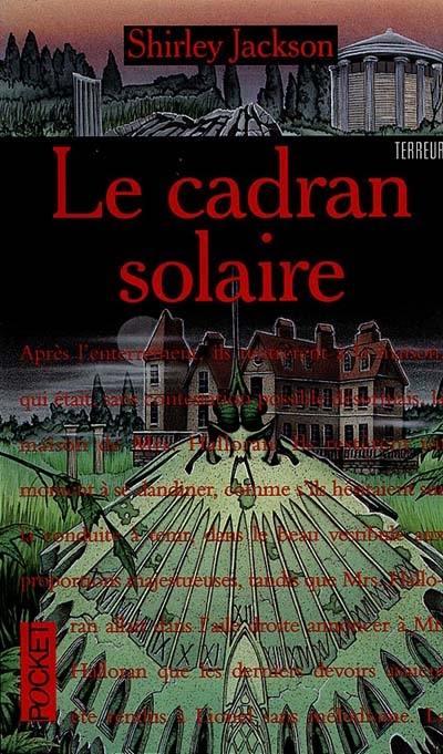 Le cadran solaire