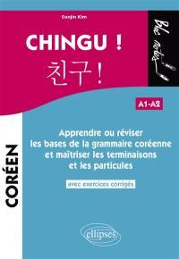 Chingu ! A1-A2