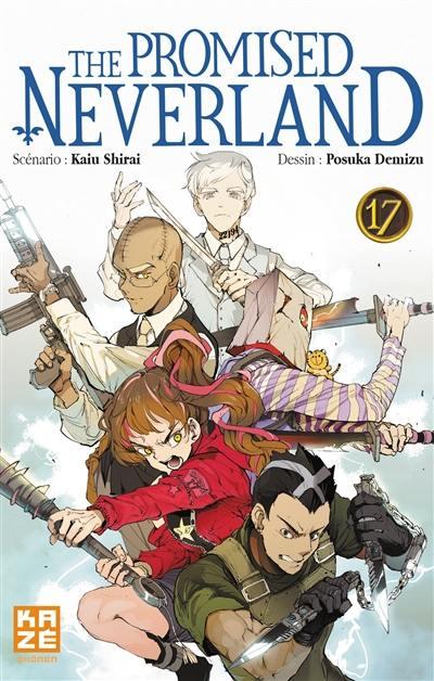 The promised Neverland. Volume 17,