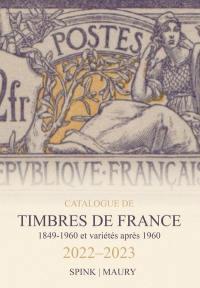 Catalogue de timbres de France