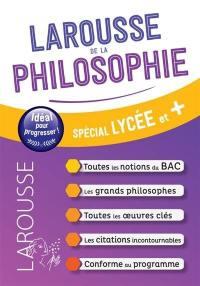 Larousse de la philosophie