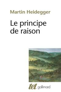 Le Principe de raison