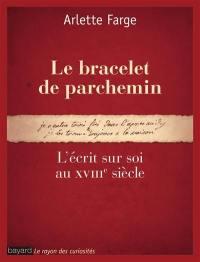 Le bracelet de parchemin