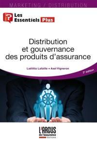 Distribution et gouvernance des produits d'assurance