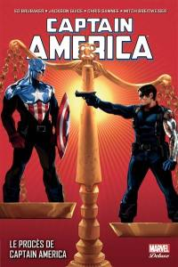 Captain America, Le procès de Captain America